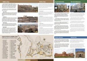 Mapa de Melilla La Vieja